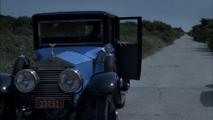 """Rolls-Royce """"Silver Ghost"""" 1922"""