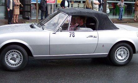 Peugeot 504 1978
