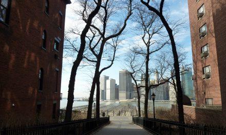 Прогулка по Бруклин-Хайтс