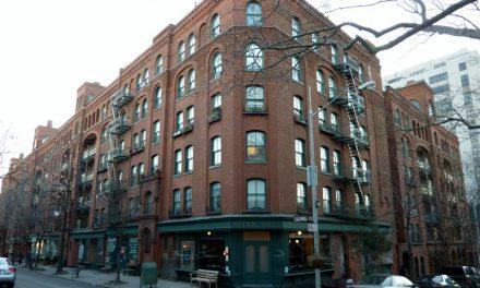 Прогулка по Бруклин-Хайтс – Американская хрущевка