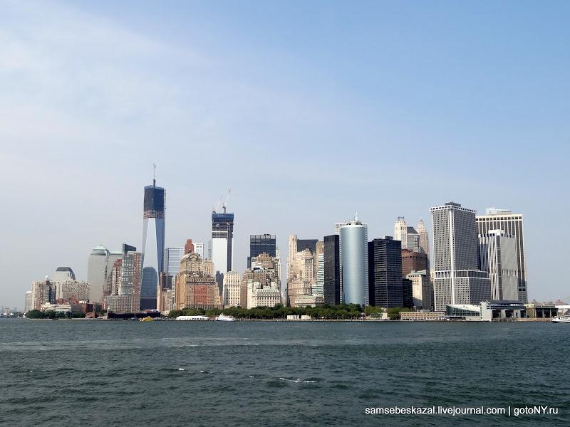 Обратная сторона Манхеттена
