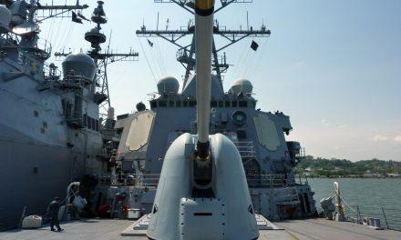 Неделя военно-морского флота в Нью-Йорке. Боевые корабли. Часть 2