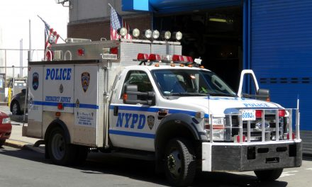 Автомобили нью-йоркской полиции. Часть первая.