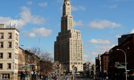 Бруклинский небоскреб по прозвищу Вилли