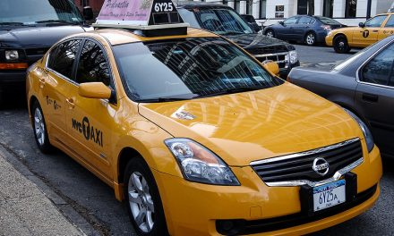 Полицейское такси, или желтый оборотень в погонах