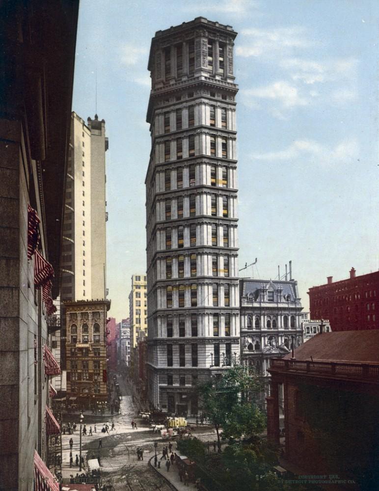 St. Paul Building, New York, New York - Year 1901