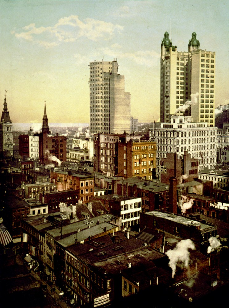 The_tallest_buildings_in_the_world,_New_York_City,_1901
