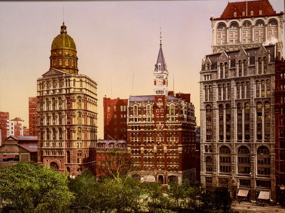 Newspaper-Row-1900-Detroit-Publishing
