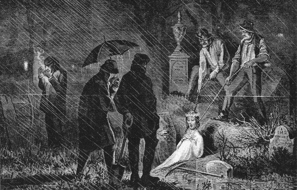 Из истории нью-йоркских бунтов: студенты-медики и похитители тел