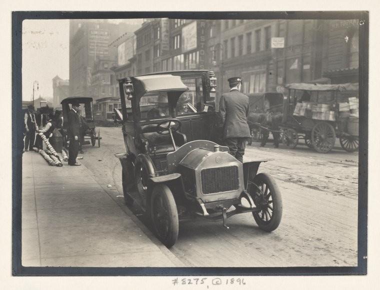 Automobiles. (1896)