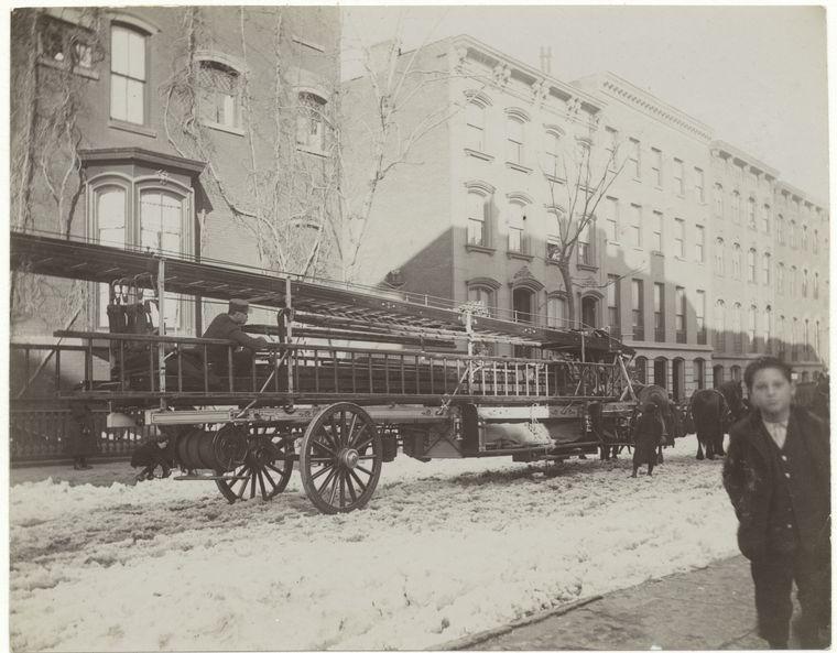 Fire department. (1896)