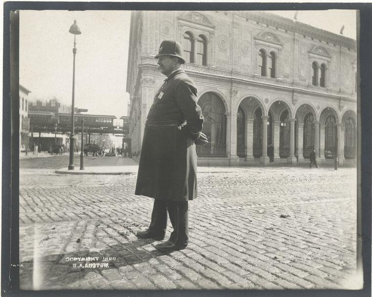 Policeman. (1896)