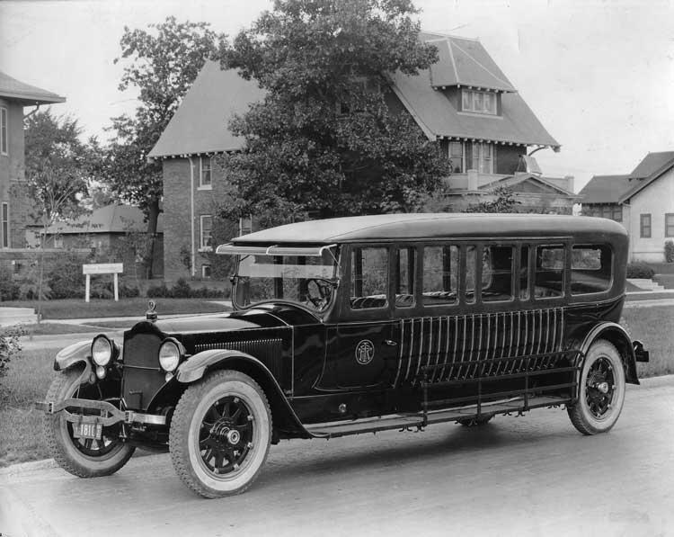 1920-1923 Packard special 5-door commuter 2