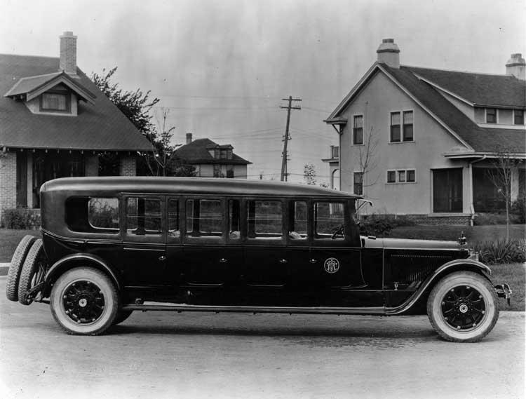 1920-1923 Packard special 5-door commuter 3