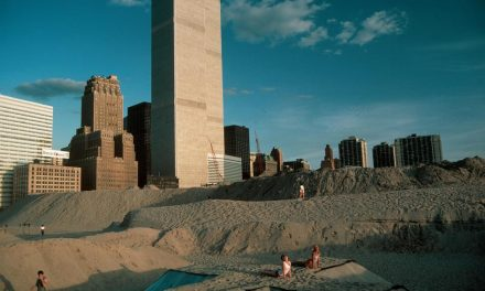 Нью-Йорк 1983-го