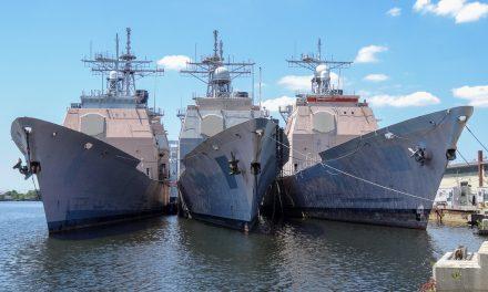 Призрачный флот Филадельфии