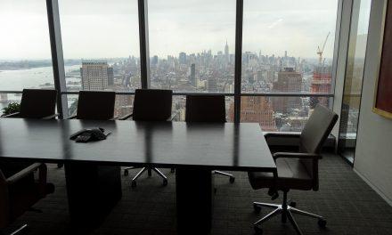 Офис во Всемирном торговом центре