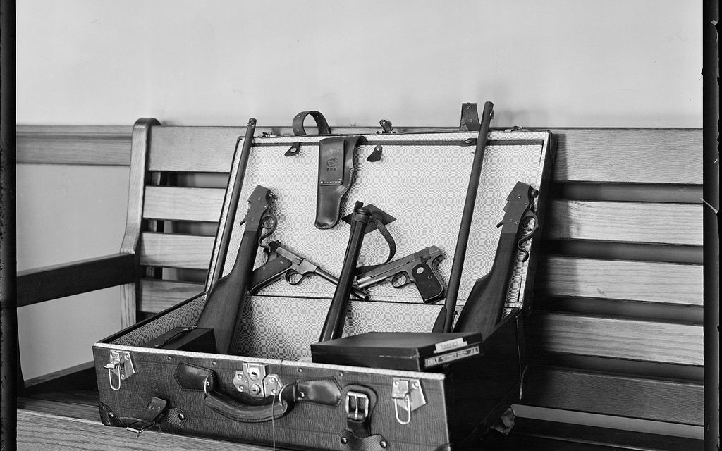 Славные 1930-е в фотографиях из архива бостонской полиции