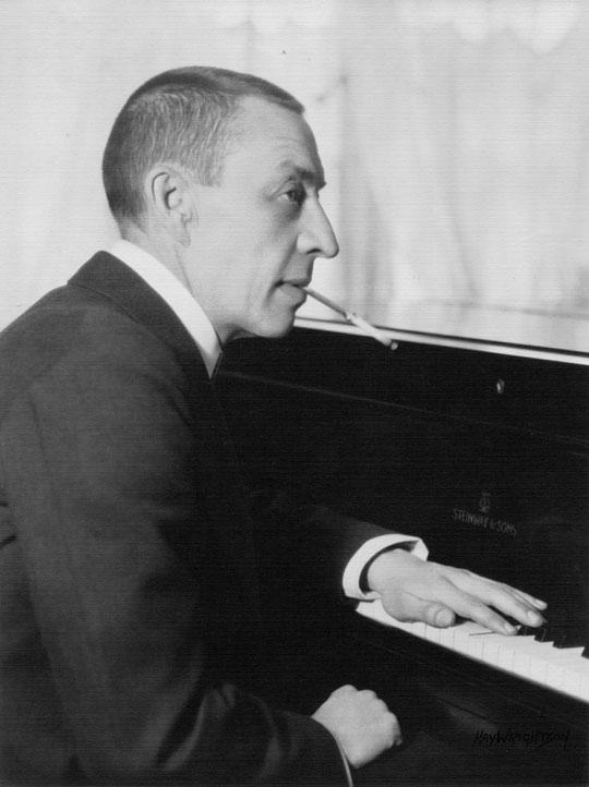 Rachmaninoff1924