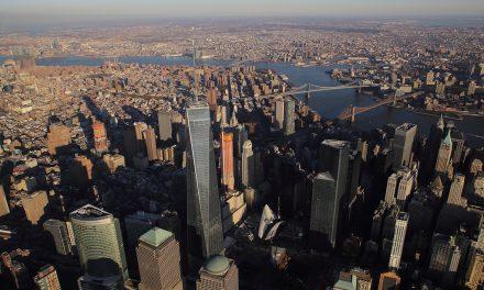 Полет над Нью-Йорком. Часть вторая