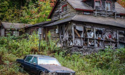 Старые автомобили на улицах Нью-Йорка – 23