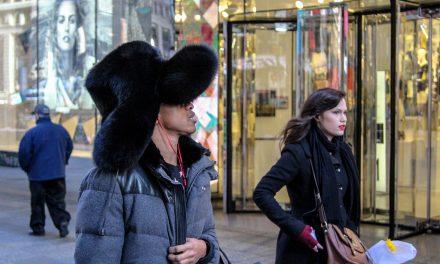 Жители города Нью-Йорка – 2