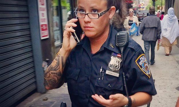 Телефонофото: жители Нью-Йорка и не только