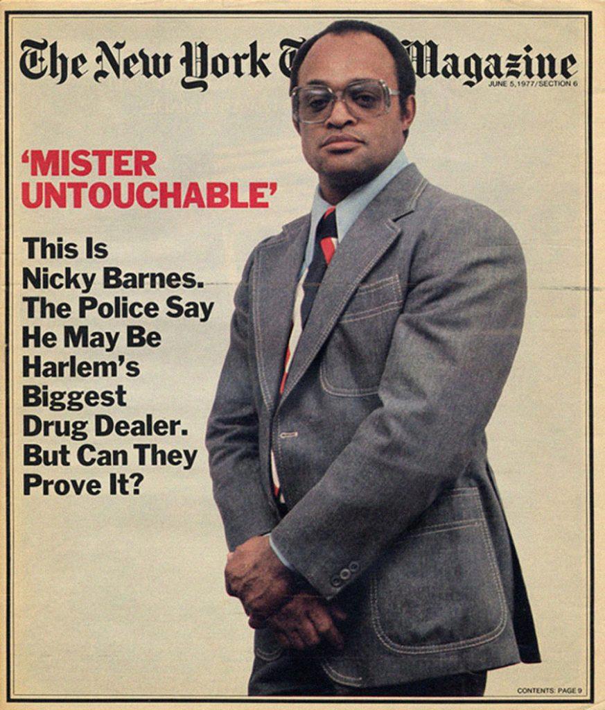 Мистер Неприкасаемый: крупнейший наркотодилер Нью-Йорка 70-х