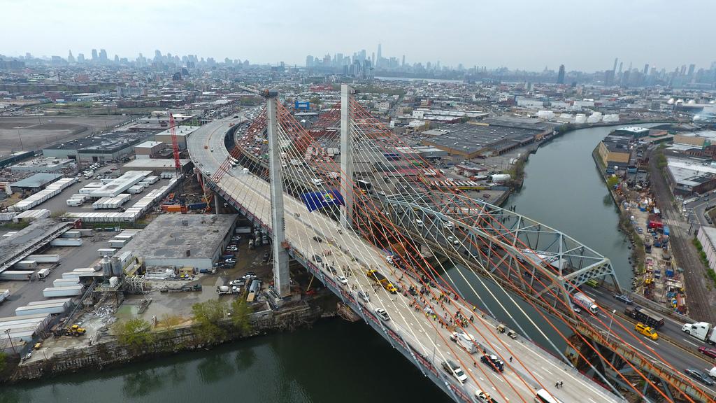 Новый мост Костюшко