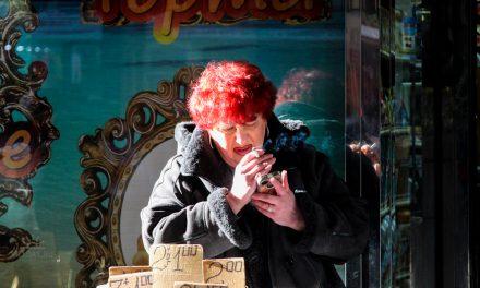 Жители города Нью-Йорка – 9: Брайтон-бич