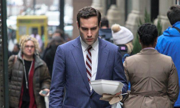 Жители Нью-Йорка – 9: Уолл-стрит