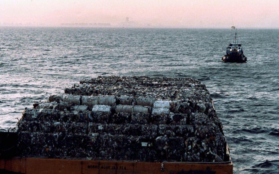 Вонючий Голландец: как мусор из Нью-Йорка совершил путешествие в 9500 км и вернулся обратно