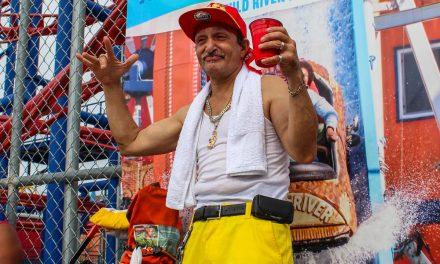 Жители города Нью-Йорка – 11: Кони-Айленд и 34-я улица