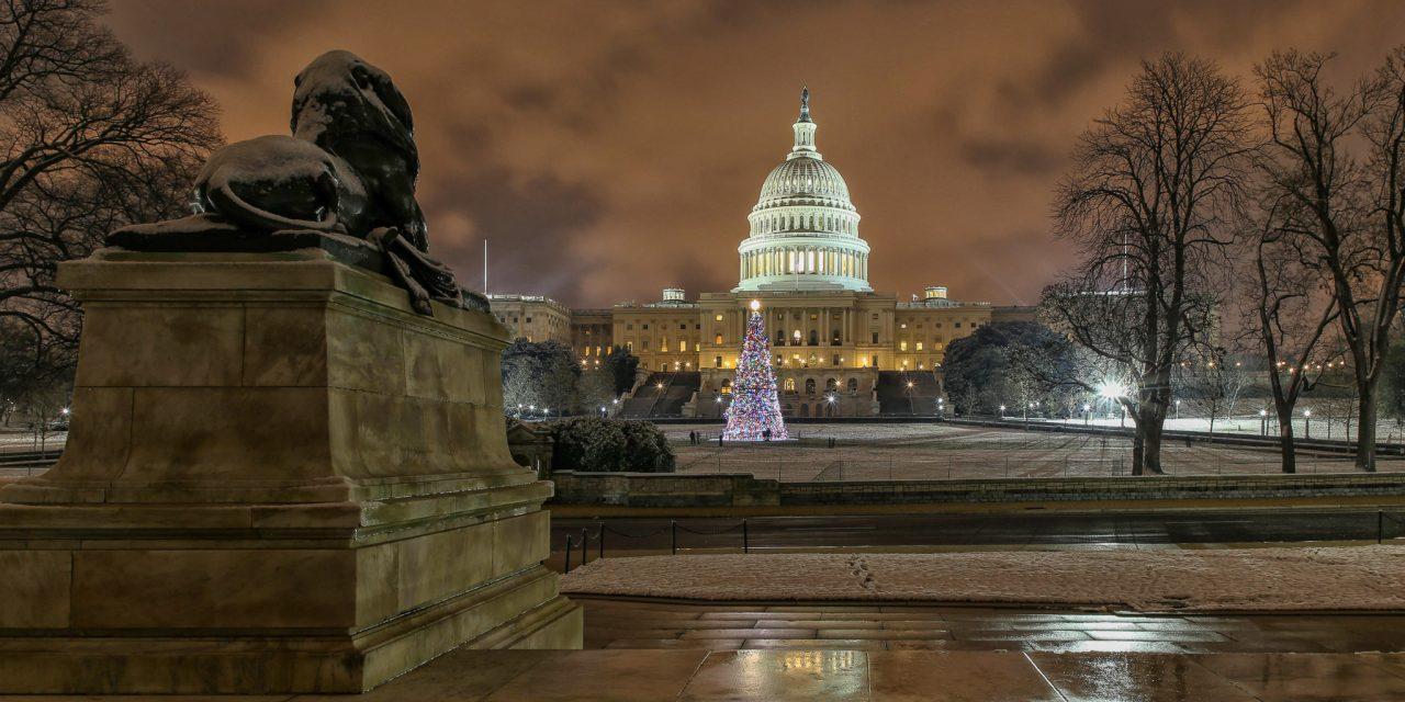 Поездка в Вашингтон