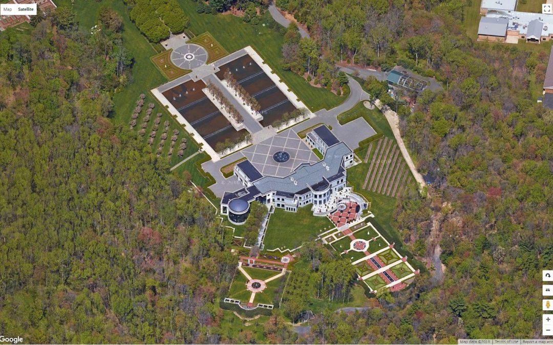 Самый большой налог на дом в штате Нью-Джерси