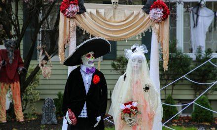 Хэллоуин в Нью-Джерси