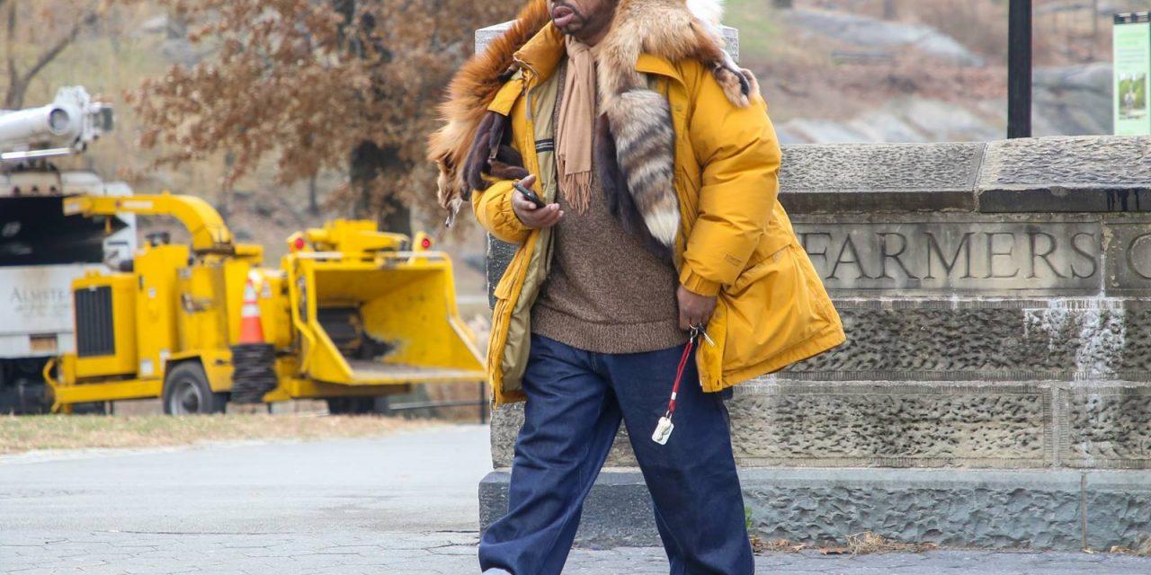 Зима — не повод забывать о стильной одежде