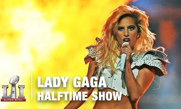 Не смотрел и не буду смотреть эти ваши супербоулы, но  Стефани Джерманотта aka Леди Гага в этот …