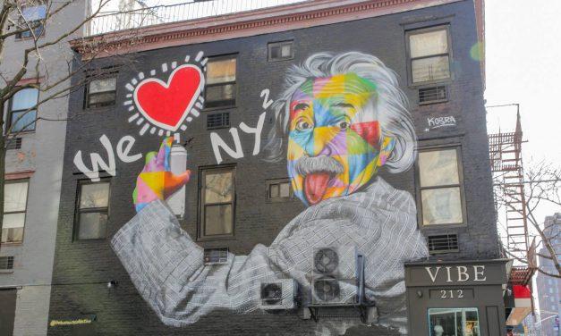 Погулял вчера по новой нью-йоркской достопримечательности под названием Vessel