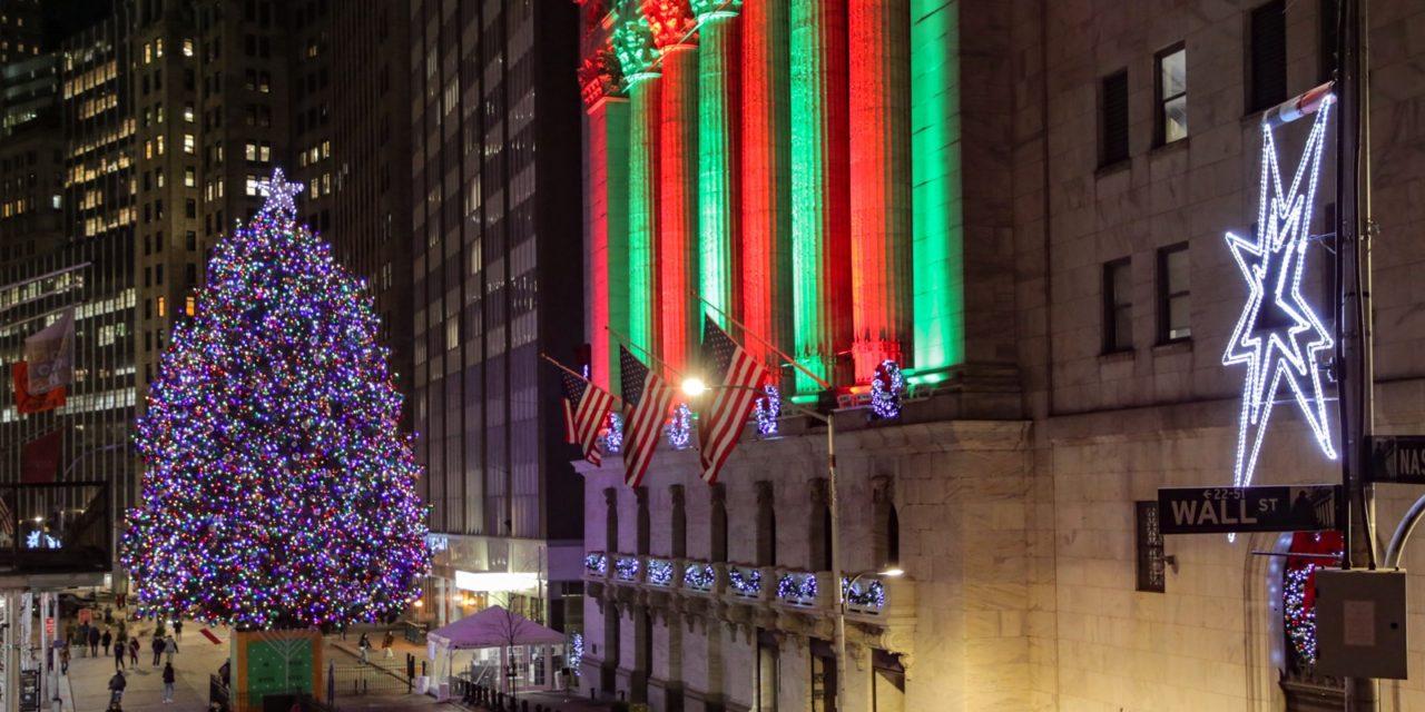 Рождественский Нью-Йорк