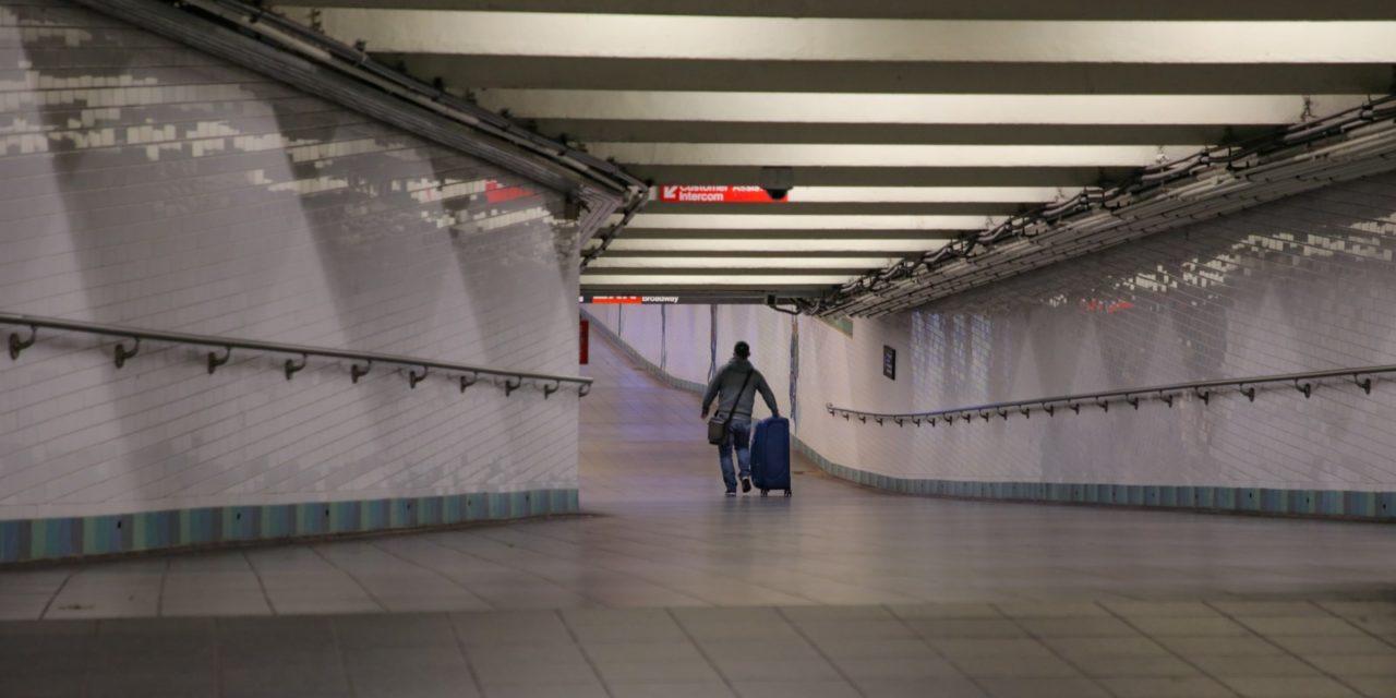 Нью-Йоркское метро, впервые с момента открытия в 1904 году, перестало работать круглосуточно