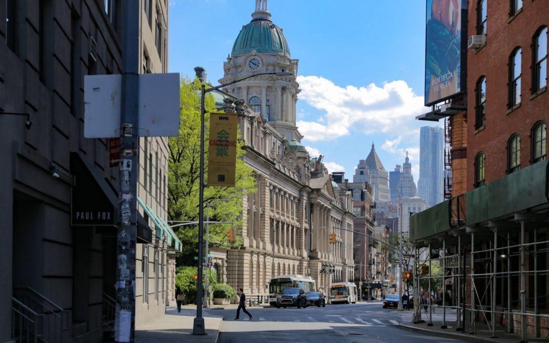 5 мая, Нью-Йорк