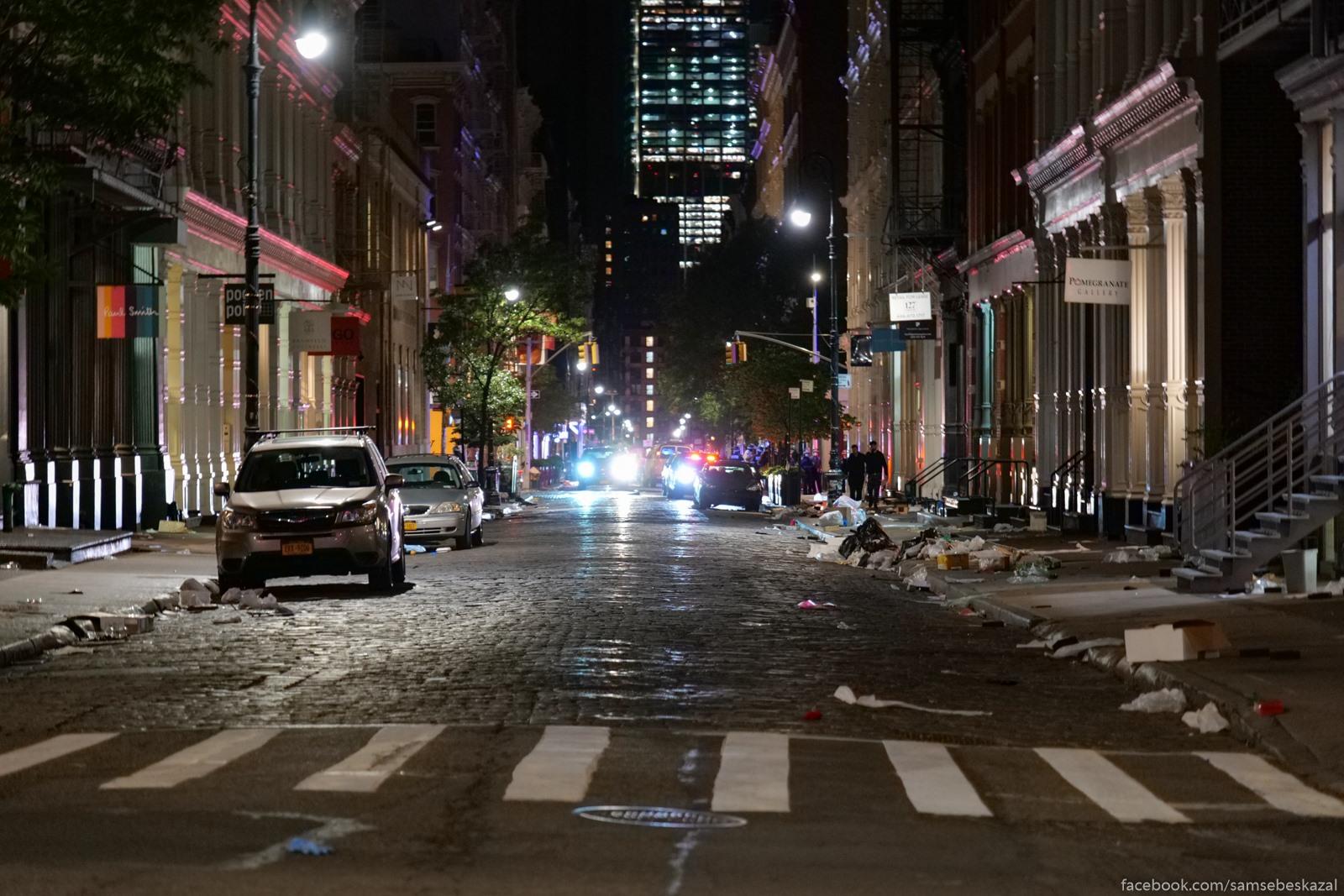 Судная ночь в Нью-Йорке - samsebeskazal