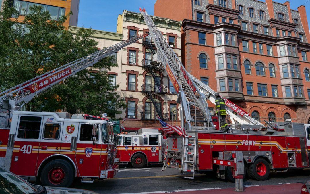 Ехал давеча по Гарлему, а там пожар