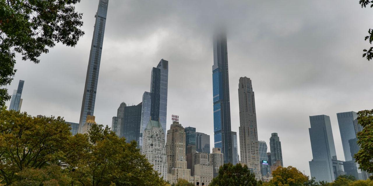 Нью-Йорк, 22 октября 2020 года
