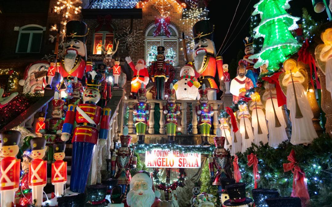 Рождественский Нью-Йорк: Дайкер-Хайтс