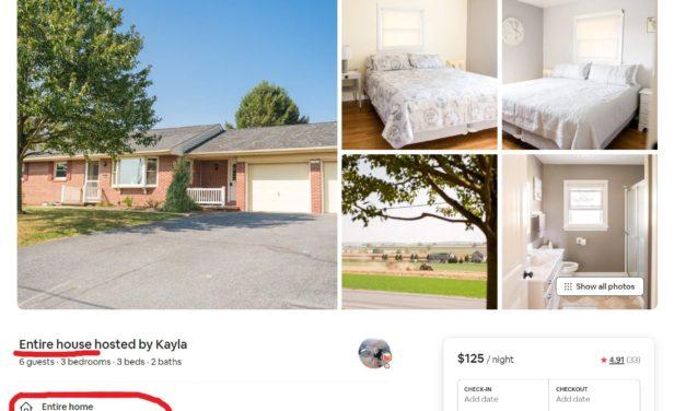 Мои приключения с Airbnb