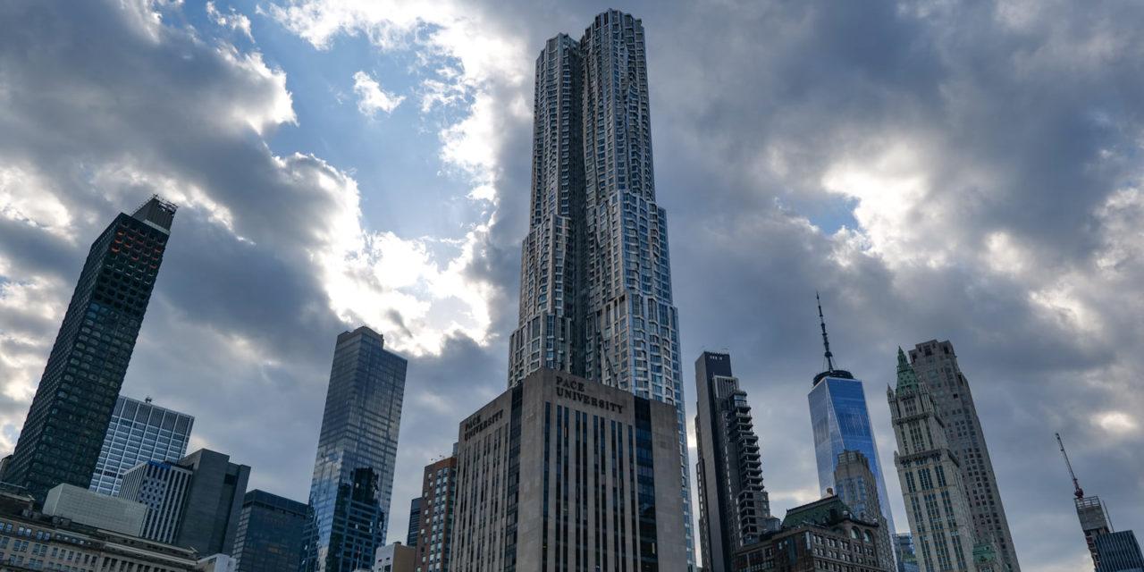 Даунтаун Манхэттена