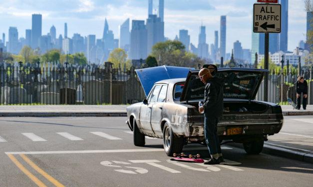 Еще один день в Нью-Йорке – 2  Продолжаю выкладывать то, что наснимал в апреле