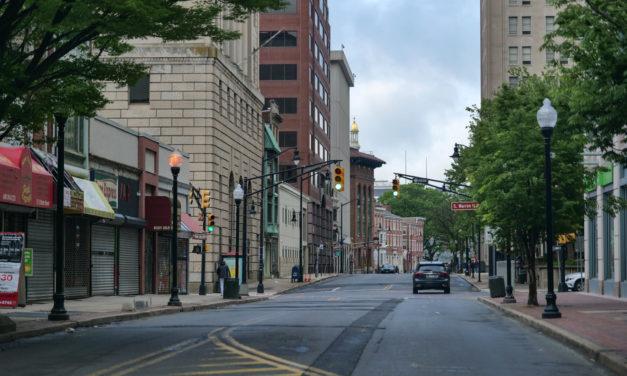 Трентон – столица штата Нью-Джерси